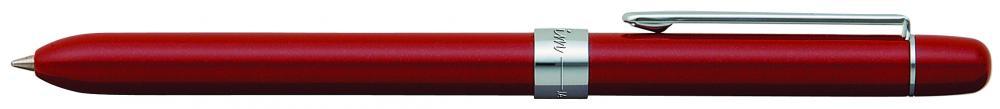 Pix Multifunctional De Lux Penac Slim  In Cutie Cadou  Corp Bordeaux - Accesorii Argintii