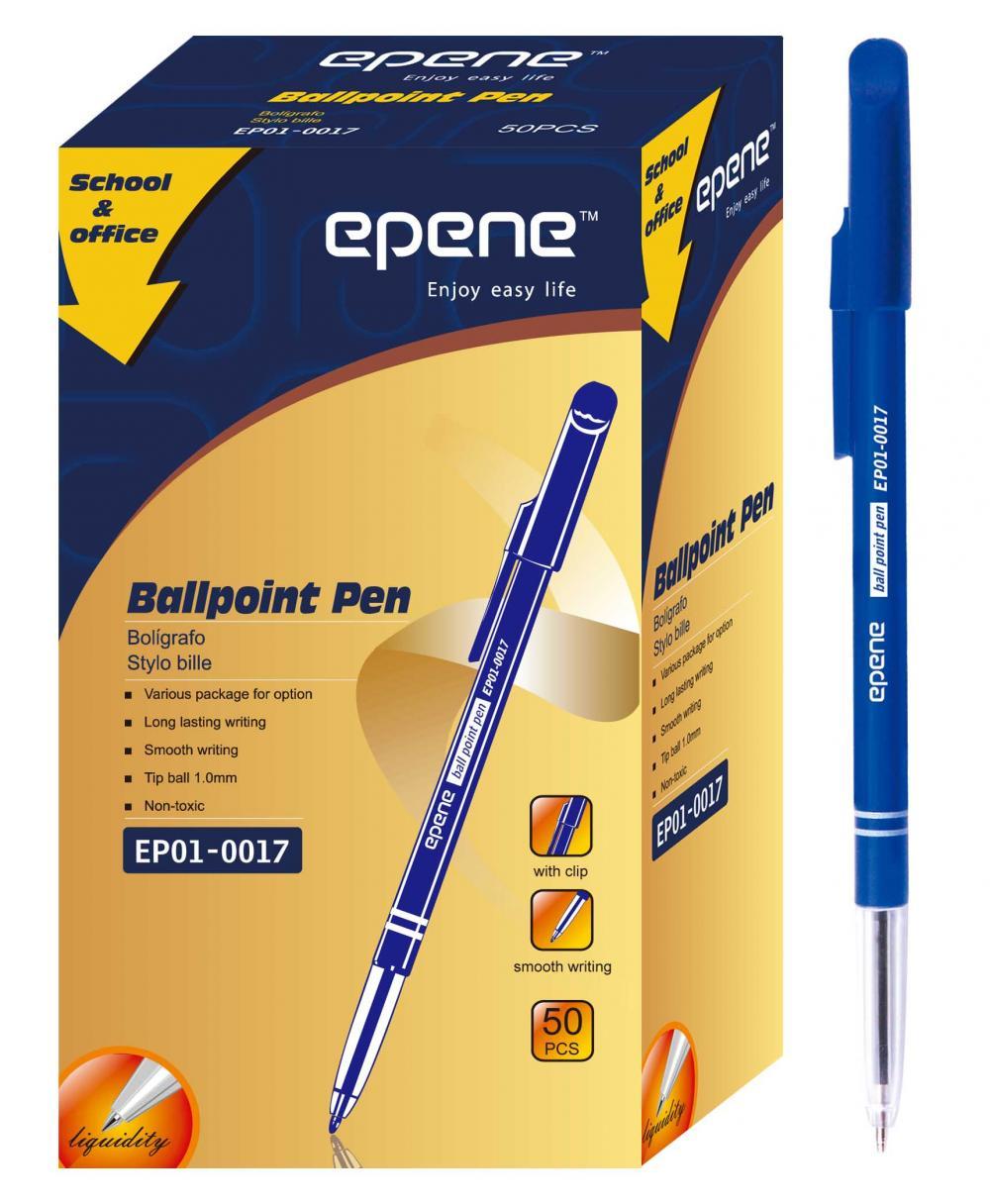 Pix Unica Folosinta Opac  Varf 1.0mm  Epene - Albastru
