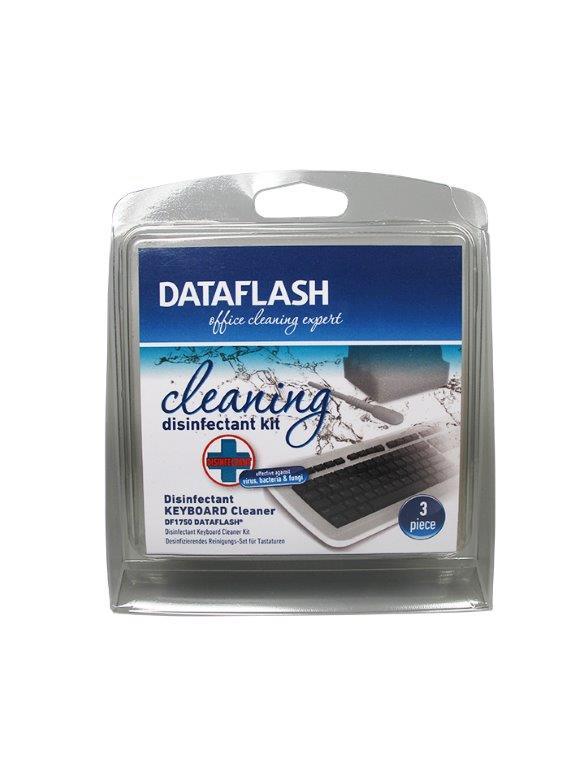 Kit Dezinfectie Tastatura  3/set  Data Flash