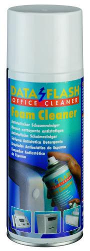 Spuma Curatare Suprafete Din Plastic  Metal  Sticla (nu Pentru Tft/lcd/plasma)  400ml  Data Flash