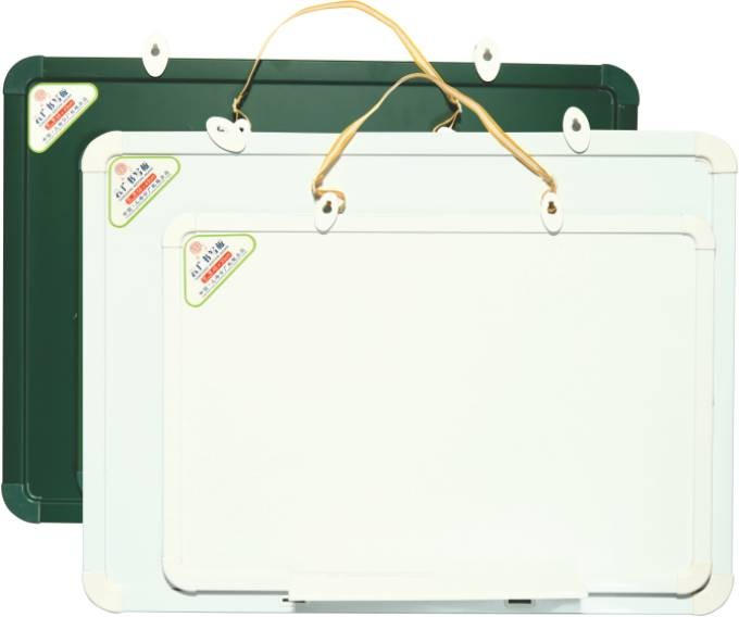 Tabla Magnetica 68x48cm Office-cover 2 Fete Alb-verde