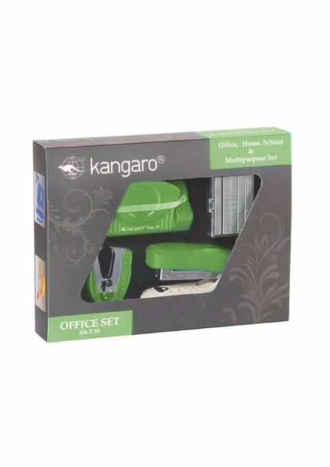 Set Birou Kangaro Ss-t35 Verde