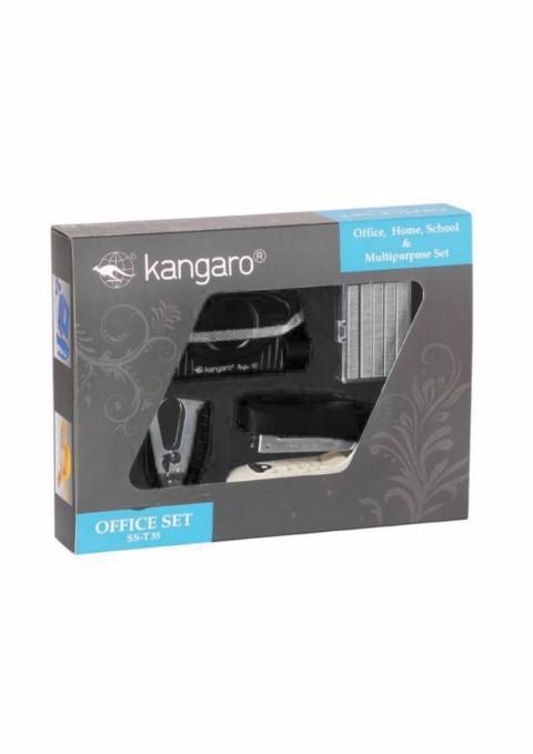 Set Birou Kangaro Ss-t35 Negru