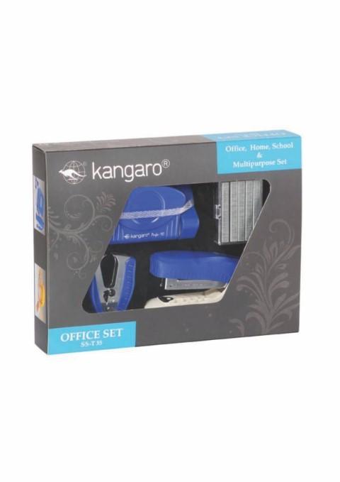 Set Birou Kangaro Ss-t35 Albastru