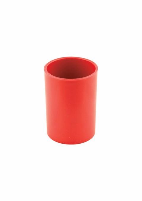 Suport Instrumente De Scris Ark 566 Cilindru Plastic Rosu