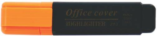Textmarker Office Cover Ep10-0122  Orange