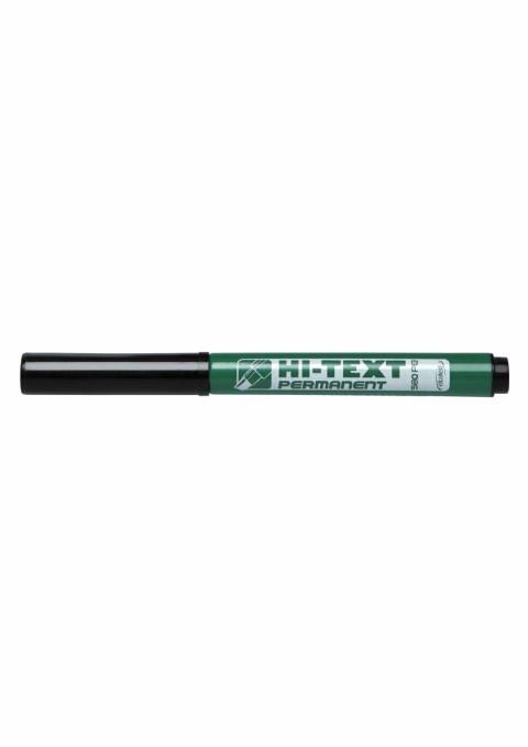 Marker Permanent Fibracolor Hi-text 580pb Verde
