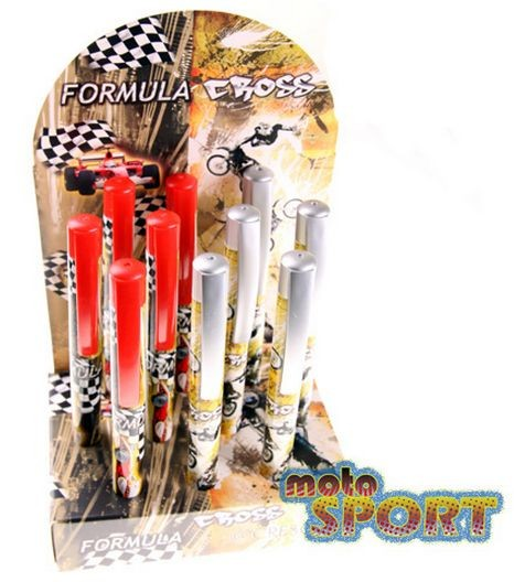 Stilou Cresco Coll.moto Sport 280030 10 Bucati/display