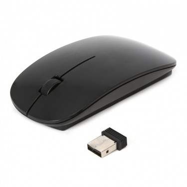 Mouse Omega Wireless Om0414wb Negru 42594