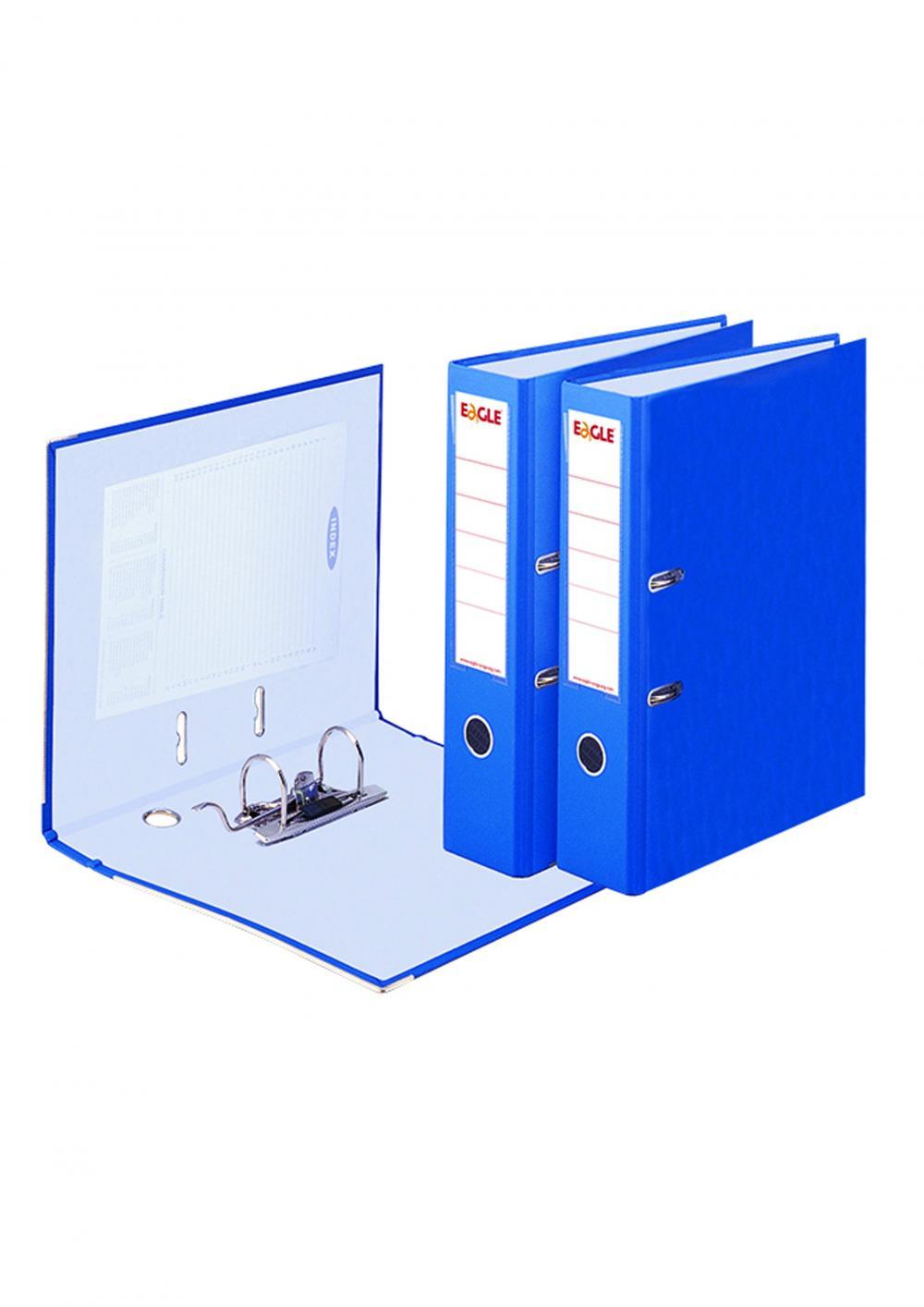 Biblioraft Plastifiat Eagle 9308e A4 50mm Albastru