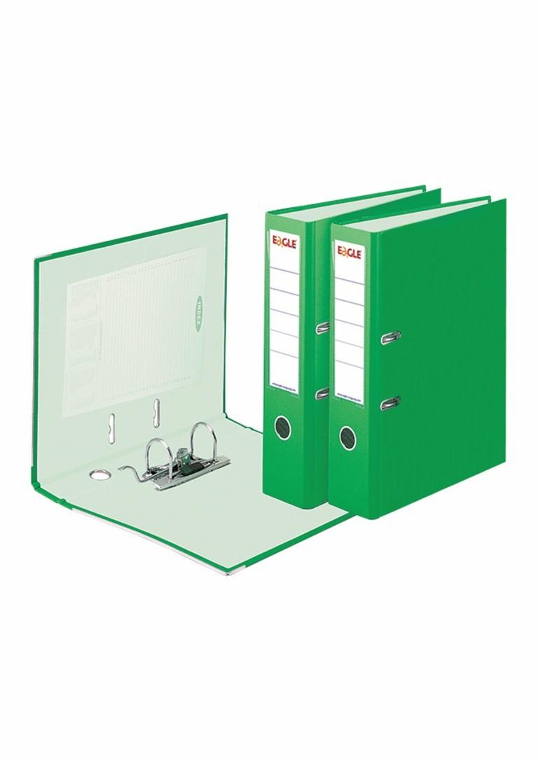 Biblioraft Plastifiat Eagle 9300e A4 75mm Verde