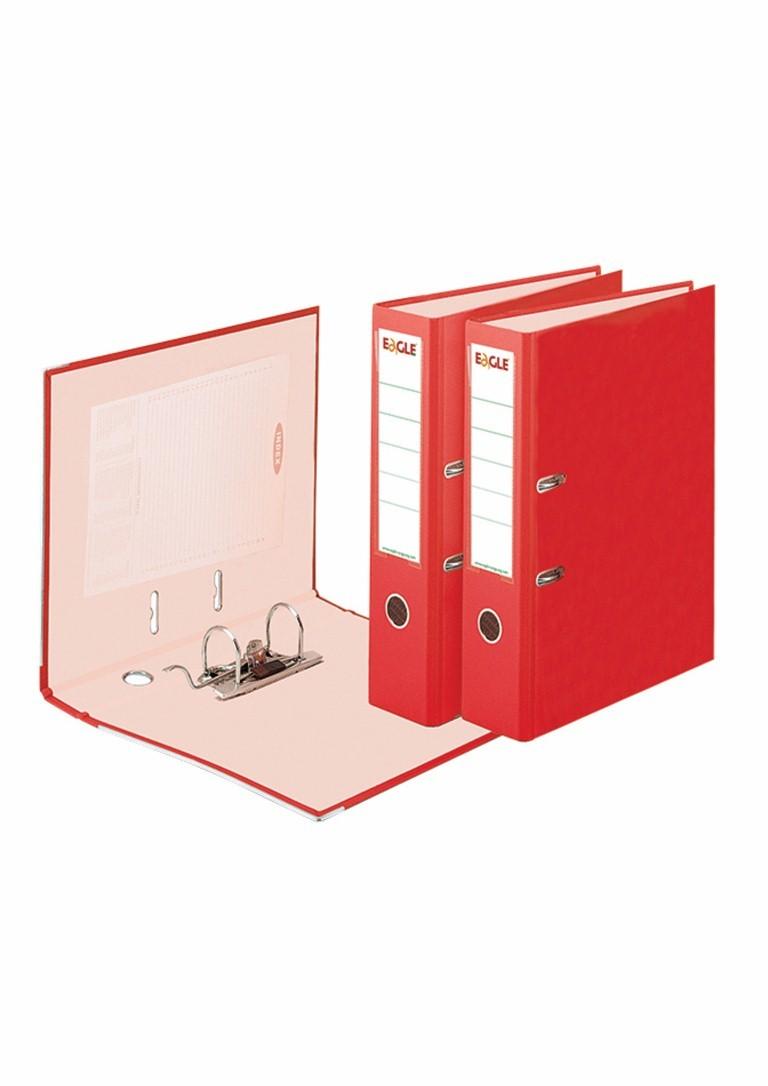 Biblioraft Plastifiat Eagle 9300e A4 75mm Rosu
