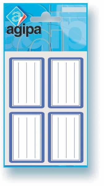 Etichete Scolare Agipa 111977 36x56mm 32 Etichete/set