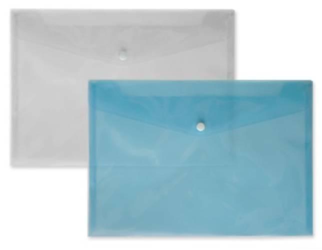 Mapa A4 Plastic Rigid Capsa Office-cover T407 Cu Burduf 3cm