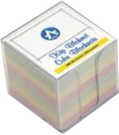 Cub Hartie Alb 8 5x8 5 500 Coli Ark 567-1 + Suport Plastic Transparent Fumuriu