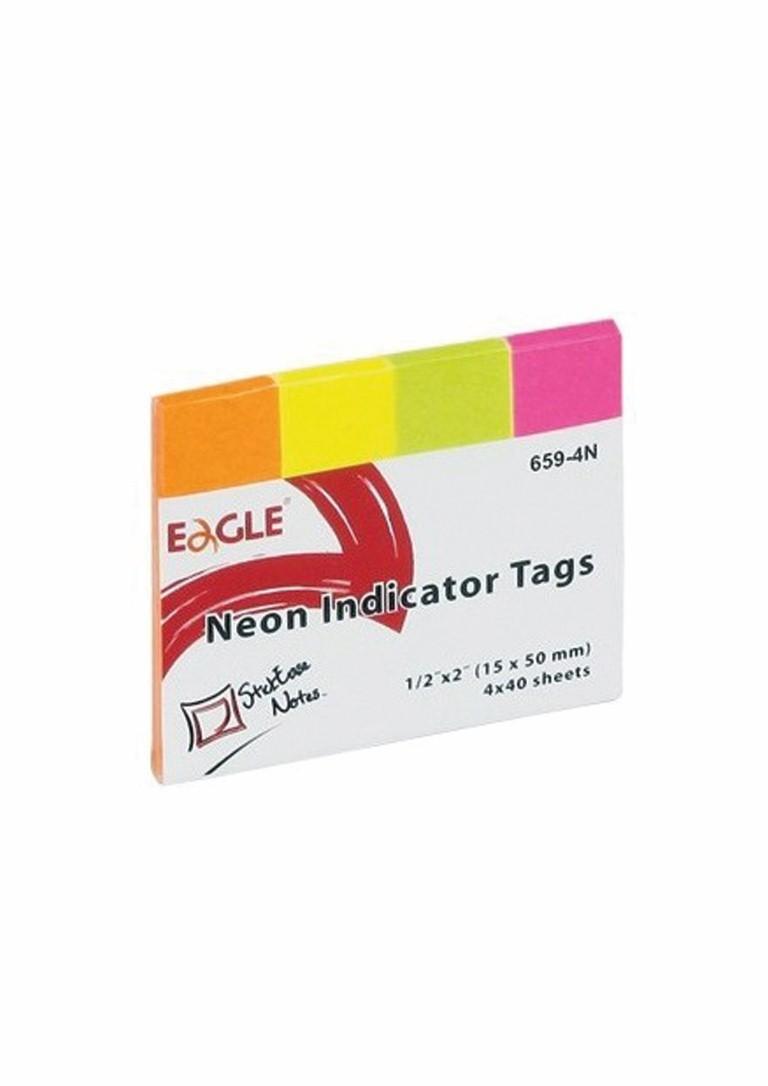Notes Adeziv Index 15x50 Eagle 659-4n 4x40 Coli Neon