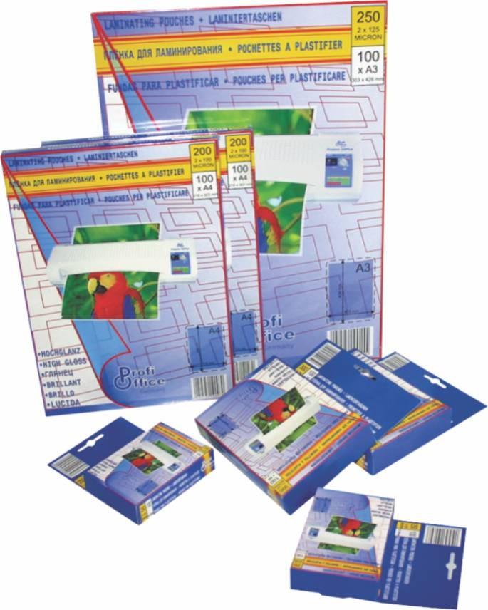 Folie De Laminat A7 150 Microni Profi-office 100/top