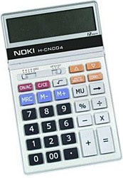 Calculator 12 Digit Noki H-cn004