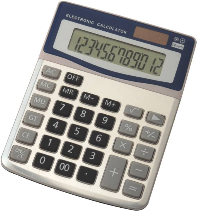 Calculator 12 Digit Eagle Tycl1075