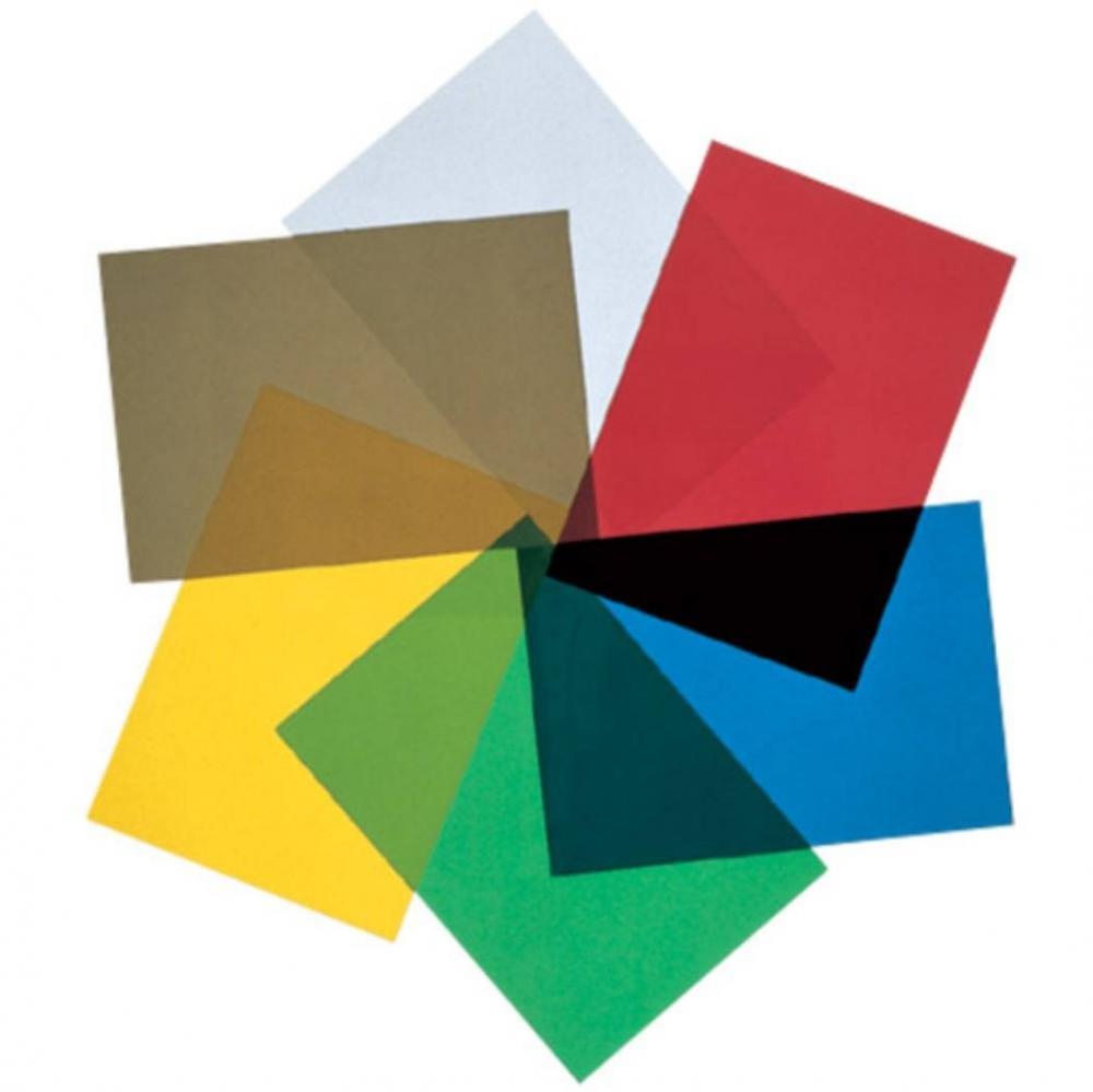 Coperta Indosariere A4 Pvc Profi-office 0 20 Mm Transparent Rosu
