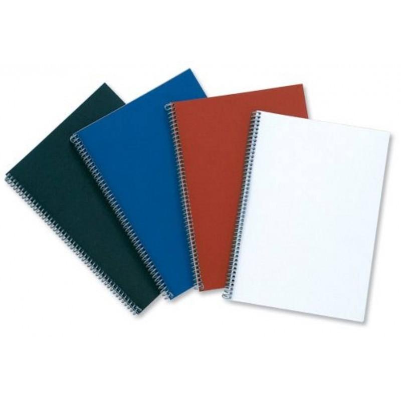 Coperta Indosariere A4 Carton Imitatie Piele Profi-office 270g Albastru