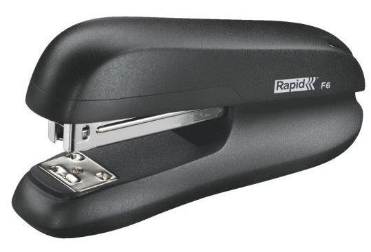 Capsator 20 Coli  Rapid F6 - Negru
