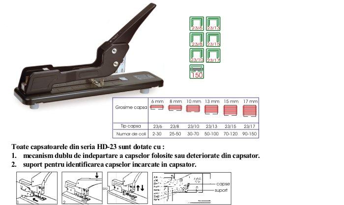 Capsator Profesional  240 Coli  Metalic  Turikan 23s-24