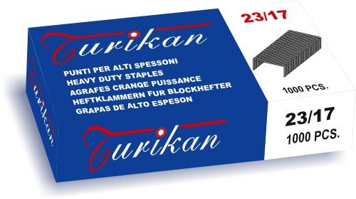 Capse 23/17  1000/cut  Turikan